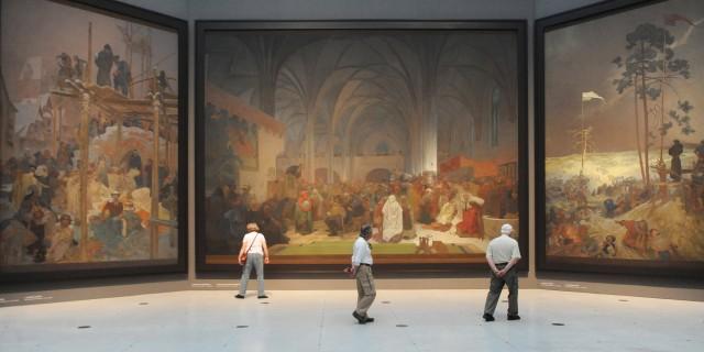 FILES-CZECH-ART-MUSEUM-CULTURE-MUCHA