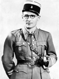 Félix Broche tué le 9 juin 1942